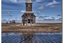 abandoned Saskatchewan