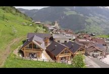 Ferienhaus / Blockhaus / Urige Blockhäuser als Feriendomizile im Harz oder in den Alpen.