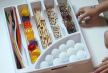 FM - engineer/tinker tray/loose parts