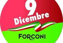 9dicembreforconi / un movimento nato per dare vita ad una vera rivoluzione...