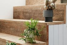 Modern Stair Designs / Make a real statement with your stair design.