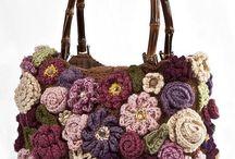 λουλούδια τσαντα