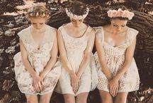 Ushers & Bridesmaids / by Nathan {Artemis Stationery}