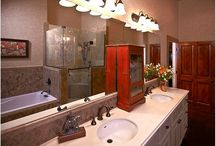 Bathrooms / One of a kind bathrooms