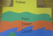 1st grade social studies / by Amy Hudgins
