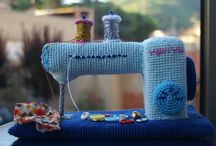 Crochet Sewing Machines