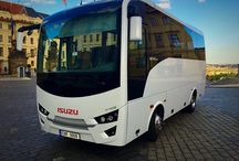 Bus Rental in Prague / If you are a travel agent organizing a tour in Prague or you travel in a larger group, you can hire a bus with a driver. The most popular transport include transfers .