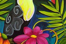 Art tropical