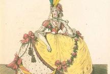 1790-1799 Fashion / by Gabby Salvador