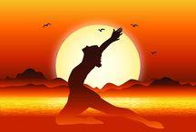 1000+ideas of yoga art painting abstract art