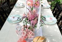 Tablescapes / by Genie Renaudin