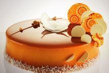 Cake/torty mirror / Cake