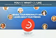 YouAreWhatYouLike Personality Facebook App / #YouAreWhatYouLike #Personality #Test #CubeYou Free Test!