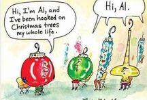 Christmas Humor / by HankandSue Gordon Side