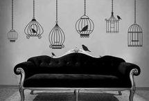 black & grey / by Ronda Lathion-Searcy