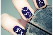 Cool Nails / Expression of the nails. / by Morgan DeAnn