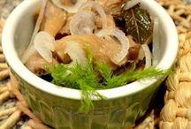 грибы - соление, маринование