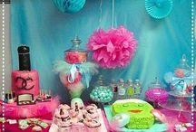 RockBarn princess Spa Day