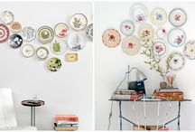 Plate Wall Decoration