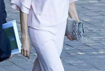 Letiza pink Zara suit