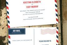 tema post mail / tema matrimonio