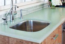 Green Interiors: Kitchens
