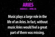 Aries // Star Signs
