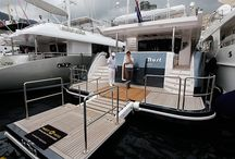 Luxurious Yacht and Boat Shows / The most prestigious #luxury #yacht and boat shows in the world. Visiting the most anticipated #yacht exhibitions can be a very rewarding experience, especially if you enjoy the sight of hundreds of hundreds of luxurious #superyachts in one place.  / by Bluewater