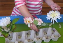Spring / spring crafts, spring activities for kids, spring parties, spring fun for learning and play.