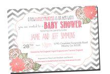 Baby Shower  / by Ann Marie Hatchel Selinski