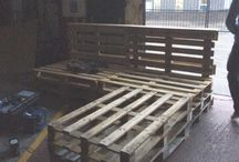 Project - Pallet Sofa