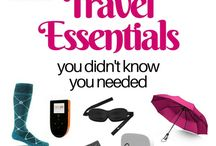 Travel Essentials and Tips / Tips and tricks to make the most out of your travels. Learn what and when to pack, what to leave home, and how to plan your visits to various destinations.