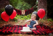 Axel's first bday