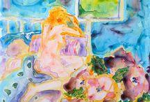 Artwork / Artwork in the gallery by Elspeth Mackenzie