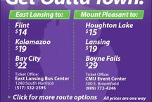 Indian Trails   Students Get Outta Town / Bus fares for students in Michigan.