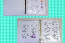 Kindergarten Writing Centers