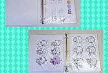 Active Learning: Printing/Handwriting