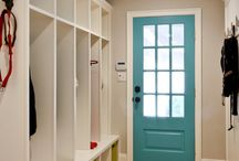 Mud room / by Rachael Driscoll Weinhold