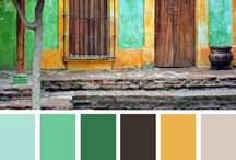 Colour Schemes / Interiors