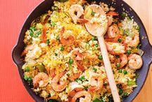 Recipes - Shrimp / by Jessica Pietri
