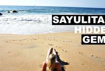 SAYULITA MEXICO / I travelled to Sayulita, Nayarit, Mexico from March 1 - 31, 2017. I shared a 9 episode series on my YouTube channel to provide helpful information in case you've ever thought of travelling there - highly recommended! Enjoy!