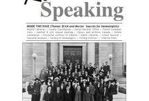 Relatively Speaking Journal