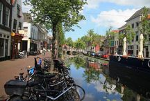 Delft / One of the most stunning towns in The Netherlands