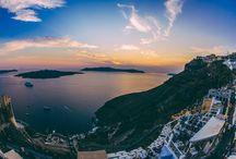 Santorini trip with ❤️