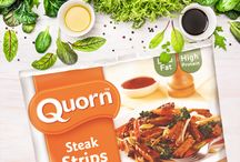 Step into Spring! / Eating seasonably! Recipe inspiration using all things green and your favourite Quorn products with some new kitchen accessories.