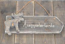 Kagens - skilt, speil, gave, bordkort, bryllup, dåp / Kagens, nettbutikk som selger skilt, speil, gave, bordkort, bryllup, dåp