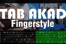 Fingerstyle Cover + Download Tab