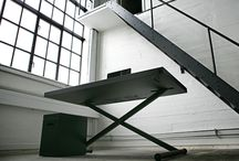 Sit Stand Desks / Ideas for sit stand desks and workstations. We are able to supply most of these designs.