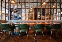 Environment: Interior – Bar Restaurant