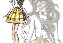 Beautiful Drawings by Hayden Williams